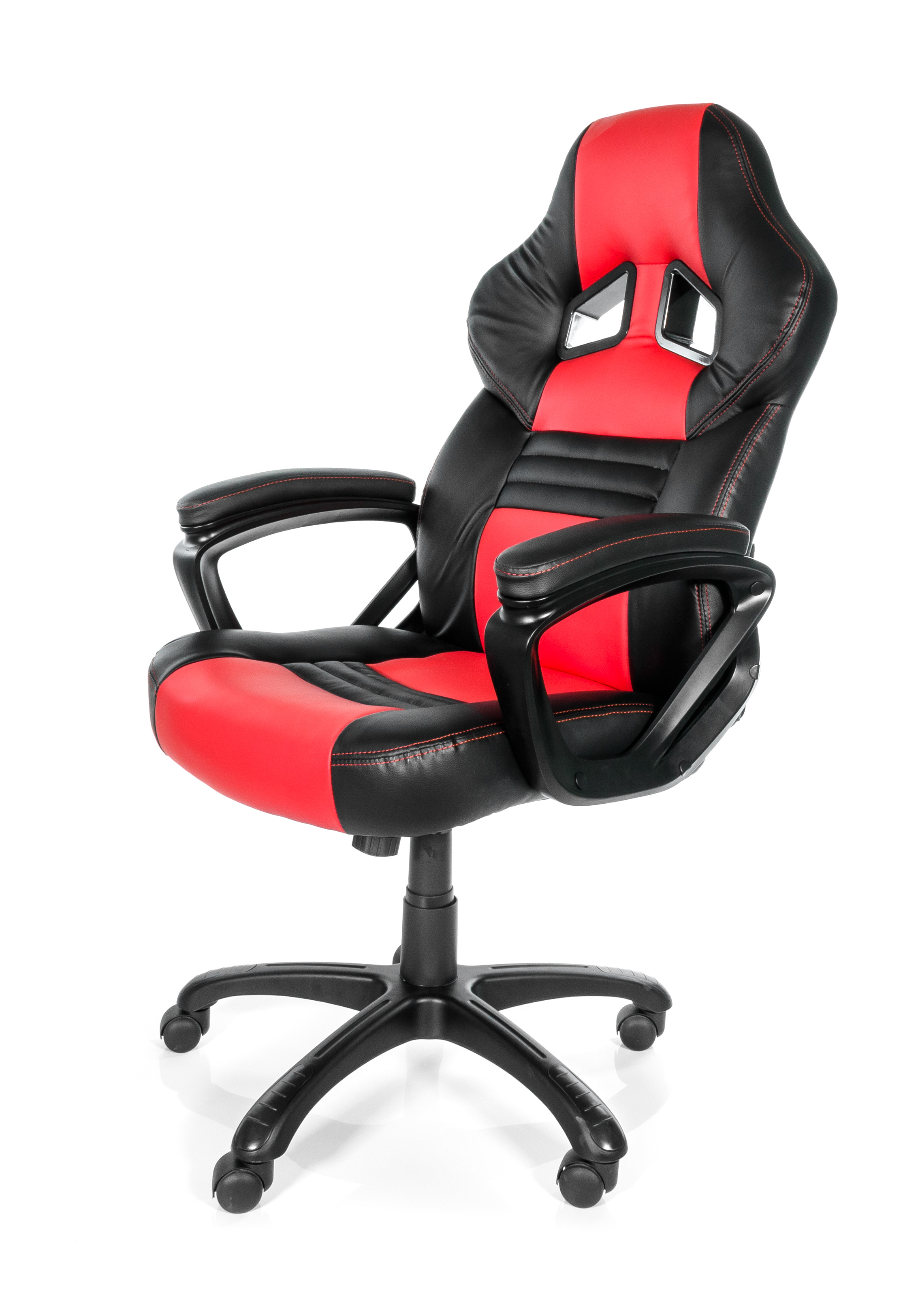 Arozzi Monza Gaming Chair Black/Red ARO-M-R