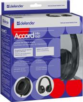 Defender Accord HN-047 Headset for mobile devices Black